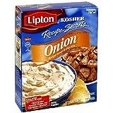 Lipton Recipe Secrets, Onion Soup & Dip Mix, 1.9 Ounce (Pack of 12)