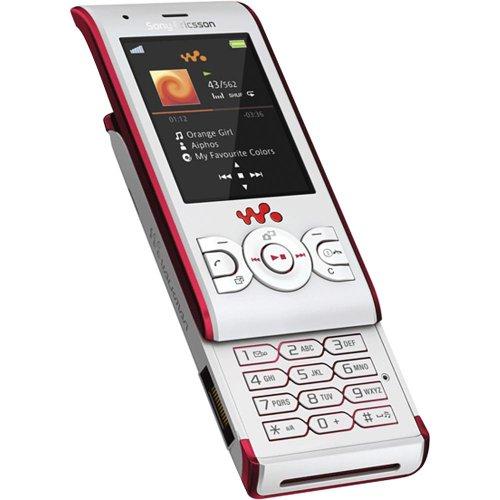 Sony Ericsson W595 Quad-band Cell Phone - Unlocked