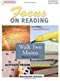 Walk Two Moons (Saddlebacks Focus on Reading Study Guides) (Walch Literature Study Guides: Focus on Reading)