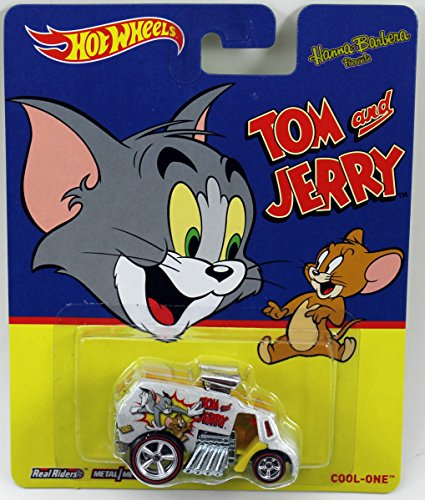Hot Wheels Pop Culture Hanna-Barbera Presents - Tom & Jerry Cool-One