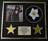 K.T. TUNSTALL/CD DISPLAY/LIMITED EDITION/COA/EYE TO THE TELESCOPE