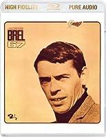Brel 67 - Blu-Ray Audio