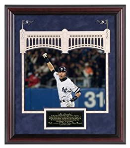 Mounted Memories New York Yankees Classic Moments # 9 - Mr. Novemeber by Mounted Memories