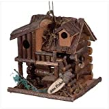 Malibu Creations Gone Fishin' Birdhouse (Discontinued by Manufacturer)