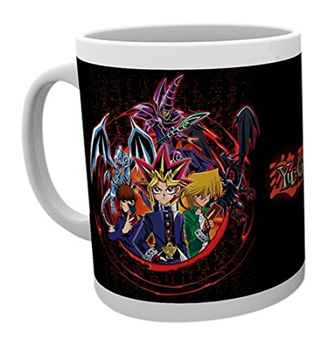 GB eye LTD, Yu Gi Oh, Dualists, Tazza