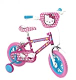 Hello Kitty Girl's Bike - Pink, 12 Inch