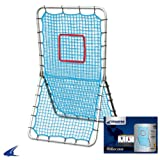 Champro Deluxe Pitchback Screen (Silver Green, Large 72 x 42-Inch) by Champro