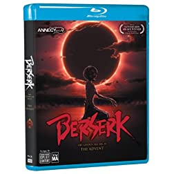 Berserk: Golden Age Arc III - The Advent [Blu-ray]