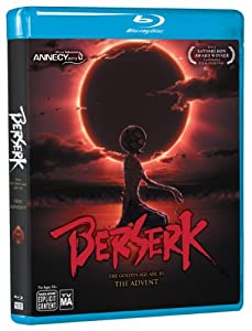 Berserk: The Golden Age Arc III - The Advent [Blu-ray]