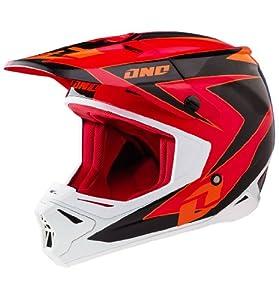 One Industries Gamma Regime Helmet (Red, Large)
