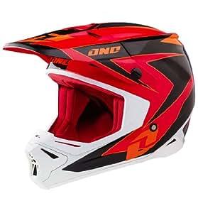 One Industries Gamma Regime Helmet (Red, Medium)