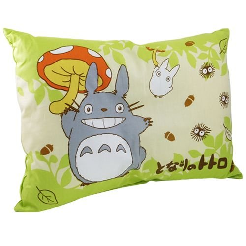 Dent also my Neighbor Totoro [junior pillow, washable pillow wood wind Ghibli