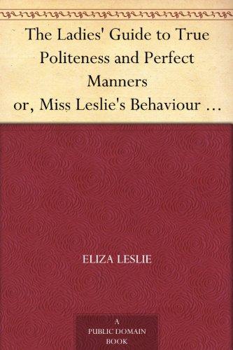 modern manners dorothea johnson pdf