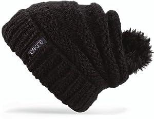 Dakine Women's Scruntch Beanie, Black, One Size