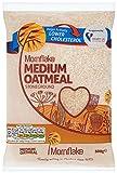 Mornflake Medium Oatmeal Stoneground 500 g (Pack of 12)