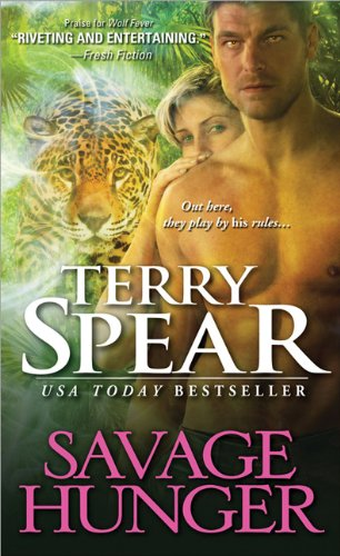 Book: Savage Hunger by Terry Spear