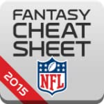 NFL Fantasy Cheat Sheet 2015