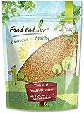 Food To Live Fenugreek Seeds (Methi) (5 Pounds)