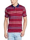 Proline Men's Cotton Polyester Polo (8907007149898_PC0948C_X Large_Maroon)
