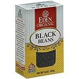 Eden Organic Black Beans Boxes - 16 oz