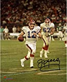 "Jim Kelly Buffalo Bills Autographed 8"" x 10"" Running Photograph - Fanatics Authentic Certified - Autographed NFL Photos"
