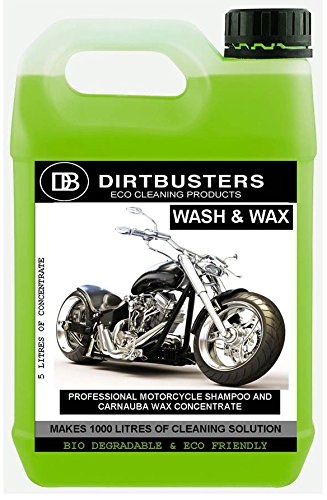 dirtbusters-motorbike-wash-and-wax-5-litres-professional-motorcycle-motocross-trials-dirt-bike-clean