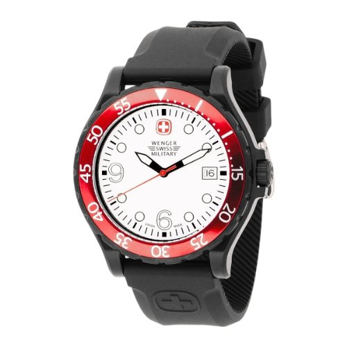 Wenger Swiss Military Men's 70901 Ranger Military Watch