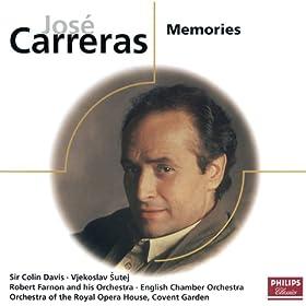 Jos� Carreras - Memories