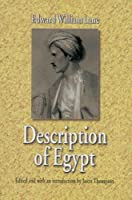 Description of Egypt: Notes and Views in Egypt and Nubia Front Cover