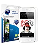 Tech Armor Apple New iPod Touch (5th / Latest Generation) HD Clear Screen Protector with Lifetime Replacement Warranty [3-Pack]