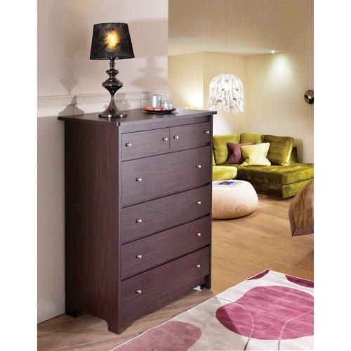 Dresser Dimensions 6 Drawer front-460787