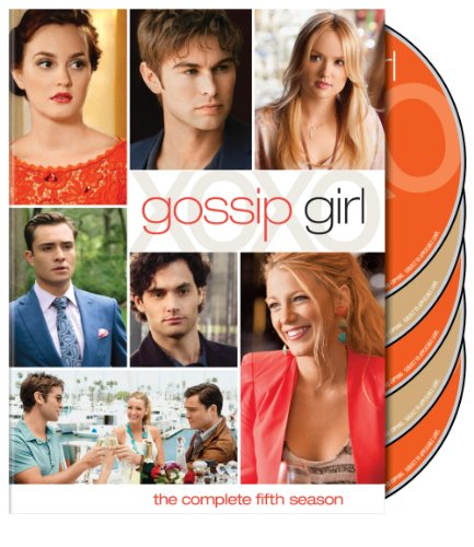 Cover art for  Gossip Girl: The Complete Fifth Season