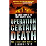 Operation Certain Deathby Damien Lewis