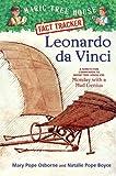 Magic Tree House Fact Tracker #19: Leonardo da Vinci: A Nonfiction Companion to Magic Tree House #38: Monday with a Mad Genius