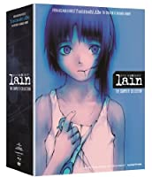 Serial Experiments Lain Complete Series Blu-raydvd Combo from Funimation