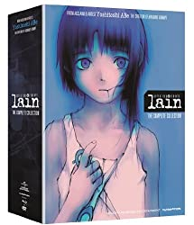 Serial Experiments Lain: Complete Series (Blu-ray/DVD Combo)