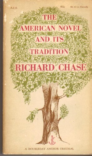 Image for The American Novel and Its Tradition