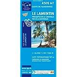 Carte de randonnée : Lamentin - Ste-Marie-François