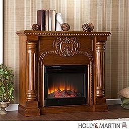 Carino Electric Fireplace