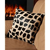 Premium Cow Hide Pillow