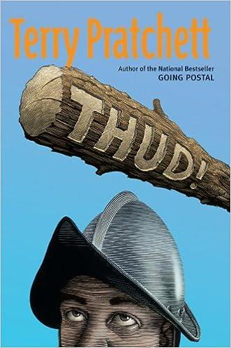 Thud! (Discworld Book 34)
