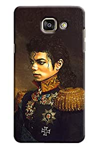 Clarks Hollywood Actors Hard Plastic Printed Back Cover/Case For Samsung Galaxy A5 2016
