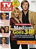 TV Guide Magazine Medium Patricia Arquette & Jake Weber November 21, 2005 Issue