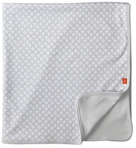 Magnificent Baby Unisex-Baby Newborn Diamond 2-Ply Blanket, Unisex Diamonds, One Size