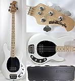 MUSIC MAN StingRay USA/White/M エレキベース