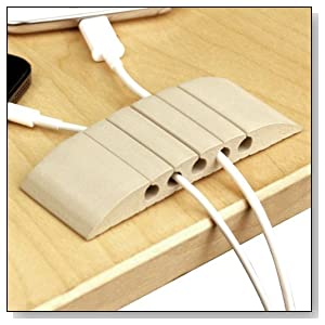 Desk cable organizer - Desk cord organizer ...
