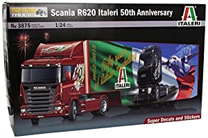 Scania R620 Italeri 50th Anniversary