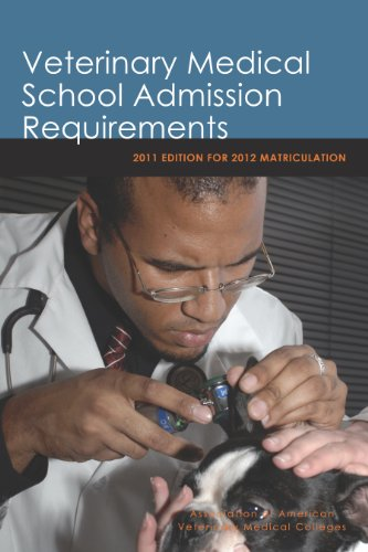 Veterinary Medical School Admission Requirements: 2011 Edition for 2012 Matriculation (Veterinary Medical School Admission Requirements in the United States and Canada)