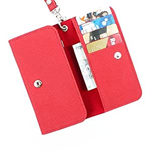 DooDa PU Leather Case Cover For Micromax Canvas HD A116i
