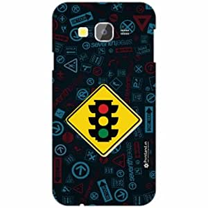 Samsung Galaxy Grand Prime SM-G530H Back Cover - Silicon Glam Designer Cases